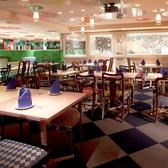 【帽子屋のティーパーティー】テーブルごとに違う様々な椅子は、まるで帽子屋さんのハチャメチャお茶会のよう★