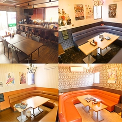 カラオケカフェ ビアガーデン タイリョウの写真