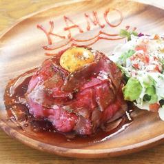 自家製ローストビーフ丼