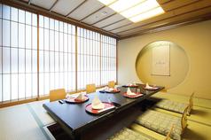 日本料理 祇園 JR九州ステーションホテル小倉の雰囲気1