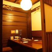 地鶏酒家 黒かしわ 下関店の雰囲気2