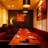 【SYOSAI】邸宅のような8~16名完全個室★いつもと違った空間でのお食事は一味違します♪大切なひと時を過ごすにもぴったり◎大人気のお部屋のため、お早目に御連絡下さいませ!!