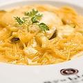 料理メニュー写真3種のチーズの雲丹クリーム