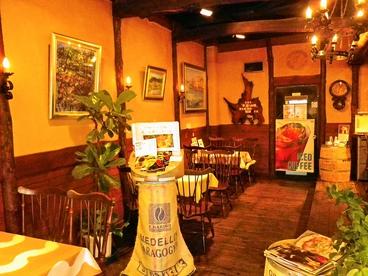 おがわコーヒー店の雰囲気1