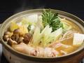 料理メニュー写真ちゃんこ鍋コース