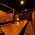 最大80名様まで完全個室。※写真は系列店です。