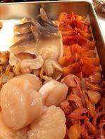 魚を見る目利きと、美味しい下処理が味の決め手