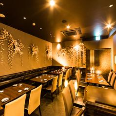 鶏と日本酒の個室居酒屋 楽座の雰囲気1