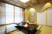 日本料理 祇園 JR九州ステーションホテル小倉の雰囲気3