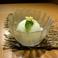 料理メニュー写真柚子シャーベット
