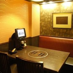 少人数様向けの掘りごたつ個室もご用意しております。周りを気にせず、オシャレな居酒屋で自分たちだけのプライベートタイムをご満喫ください◎昼宴会・貸切宴会もご予約承ります!お気軽にお問い合わせください。【渋谷桜丘 渋谷南口 焼肉 居酒屋 個室 貸切】