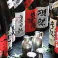 【地酒】姫路の地酒を中心に、店長オススメの地酒を取り揃えております。