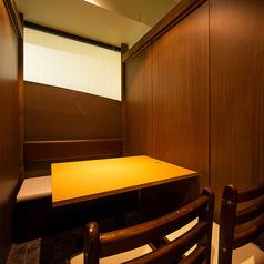 団体様の完全個室席もご用意しております◎団体様での貸切宴会やランチでのご予約も承っておりますのでお気軽にご連絡くださいませ。