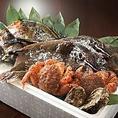 【こだわりの食材】北海道札幌市場より自社便で毎日空輸で直送された鮮魚が味わえます。