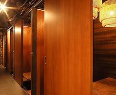 完全個室 隠れ家酒場 雅 別邸の雰囲気1