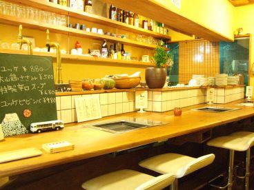 FUJIYAMA食堂の雰囲気1