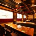 貸切最大36名様!会社宴会、送別会、歓迎会、交流パーティーなど浜松町・大門のお客様に多くご利用いただいております。