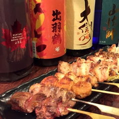 Yakitori Base Ucchi ヤキトリベース ウッチのおすすめ料理1