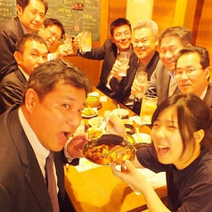 中華酒場 サモハン 大手町店の雰囲気1