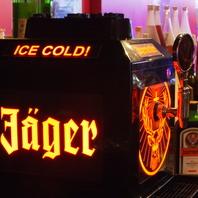 ダーツに最適なイエーガー「-18℃」アイスショット