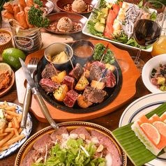 アロハテーブル ALOHA TABLE 大崎のコース写真