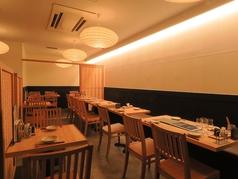 岐阜県のおいしいお酒とお料理 円相 くらうどの雰囲気1