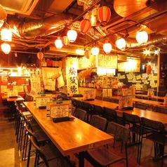渋谷肉横丁 肉しか信じない 渋谷センター街の雰囲気1