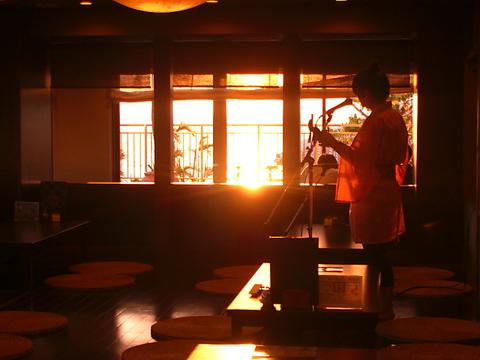 沖縄郷土料理 舟蔵 石垣リゾートグランヴィリオホテル