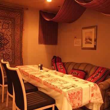 アラビア料理レストラン アル・アイン AL AINの雰囲気1