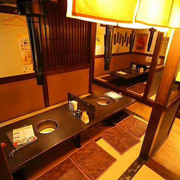 カルビちゃん 新宿東口店の雰囲気1