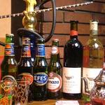 ビールやワインも豊富!ファーストクラスでも飲まれている「ヤルデン」というワインがオススメです!