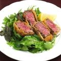 料理メニュー写真熟成肉のカツレツ