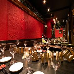 日本酒 ワイン 個室肉バル 29LAB ニクラボ 新小岩店の雰囲気1