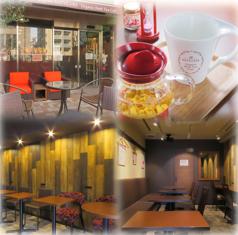 Nagomi-NATULURE Organic Herb Tea Cafe なごみナチュルア オーガニック ハーブティー カフェ 四谷店の写真