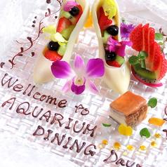AQUARIUM DINING Days アクアリウム ダイニング デイズの特集写真