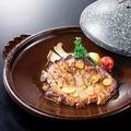 料理メニュー写真松阪豚 にんにく醤油焼き