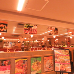 京ちゃばな 京橋京阪モール店の外観1