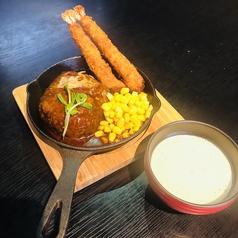 炭火焼辛麺屋 とんぱちのおすすめランチ2