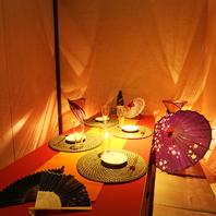 名古屋栄駅宴会はゆったり落ち着ける和の個室空間居酒屋