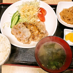 串揚げ酒場 祇園街横丁のおすすめランチ2