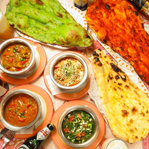 インド料理 ROOPALI (ルーパリ) 白島店