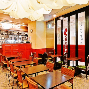 66 カフェ 西新宿店の雰囲気1