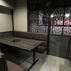 中国料理 盛龍 パレス第二御幸店の雰囲気1