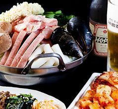 焼肉ホルモン 神田商店 町田店のコース写真