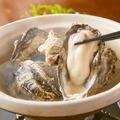 料理メニュー写真牡蠣のガンガン蒸し
