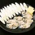 料理メニュー写真牡蠣バター焼き