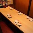 広々としたテーブル席!各種宴会も大歓迎★