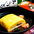 料理メニュー写真鰻(うなぎ)卵あんかけ