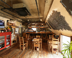 cafe bar good fellas カフェバー グッドフェローズの雰囲気1