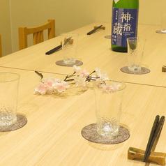 日本酒肴 詫助の雰囲気1